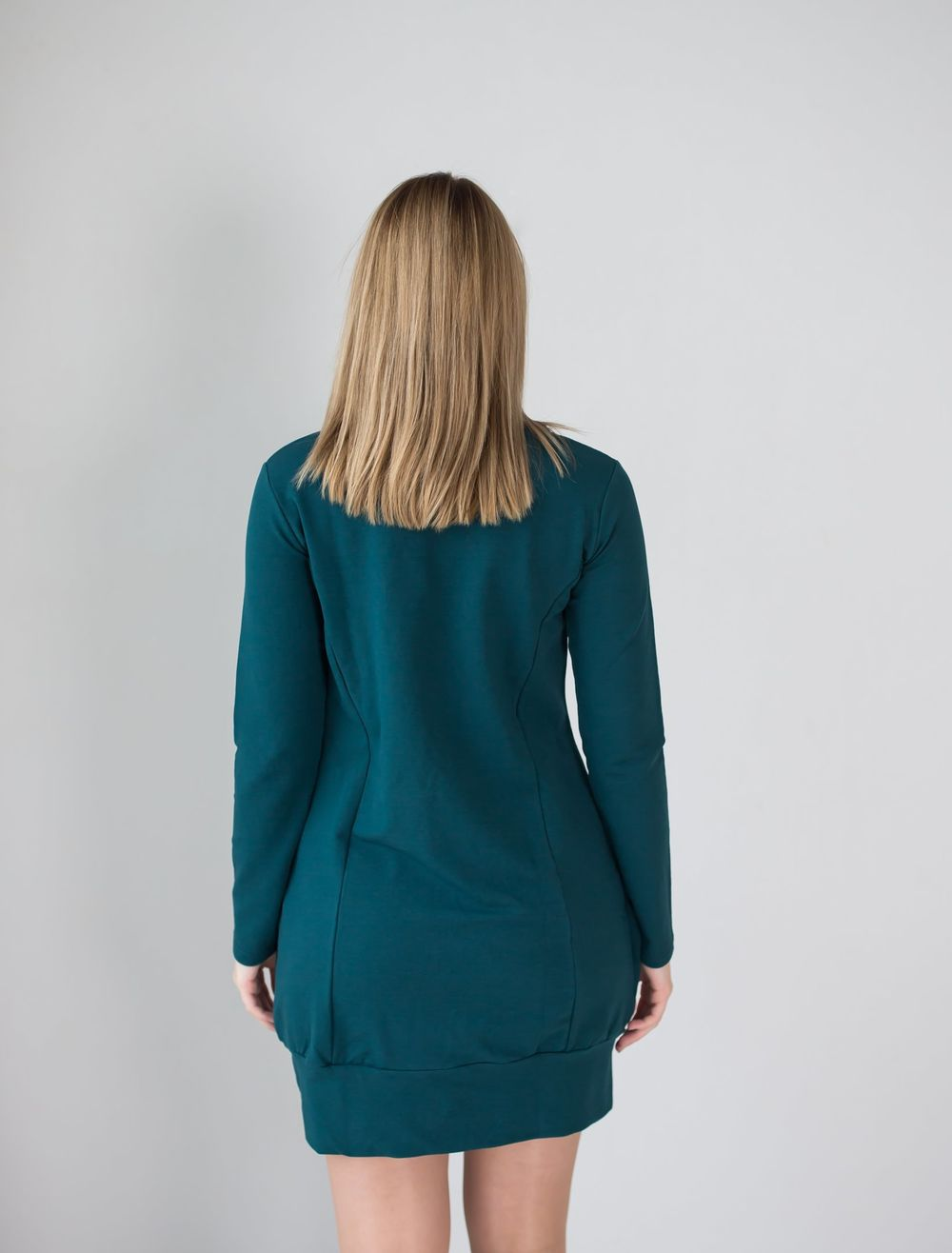 MAINE Collegetunika, Deep Teal