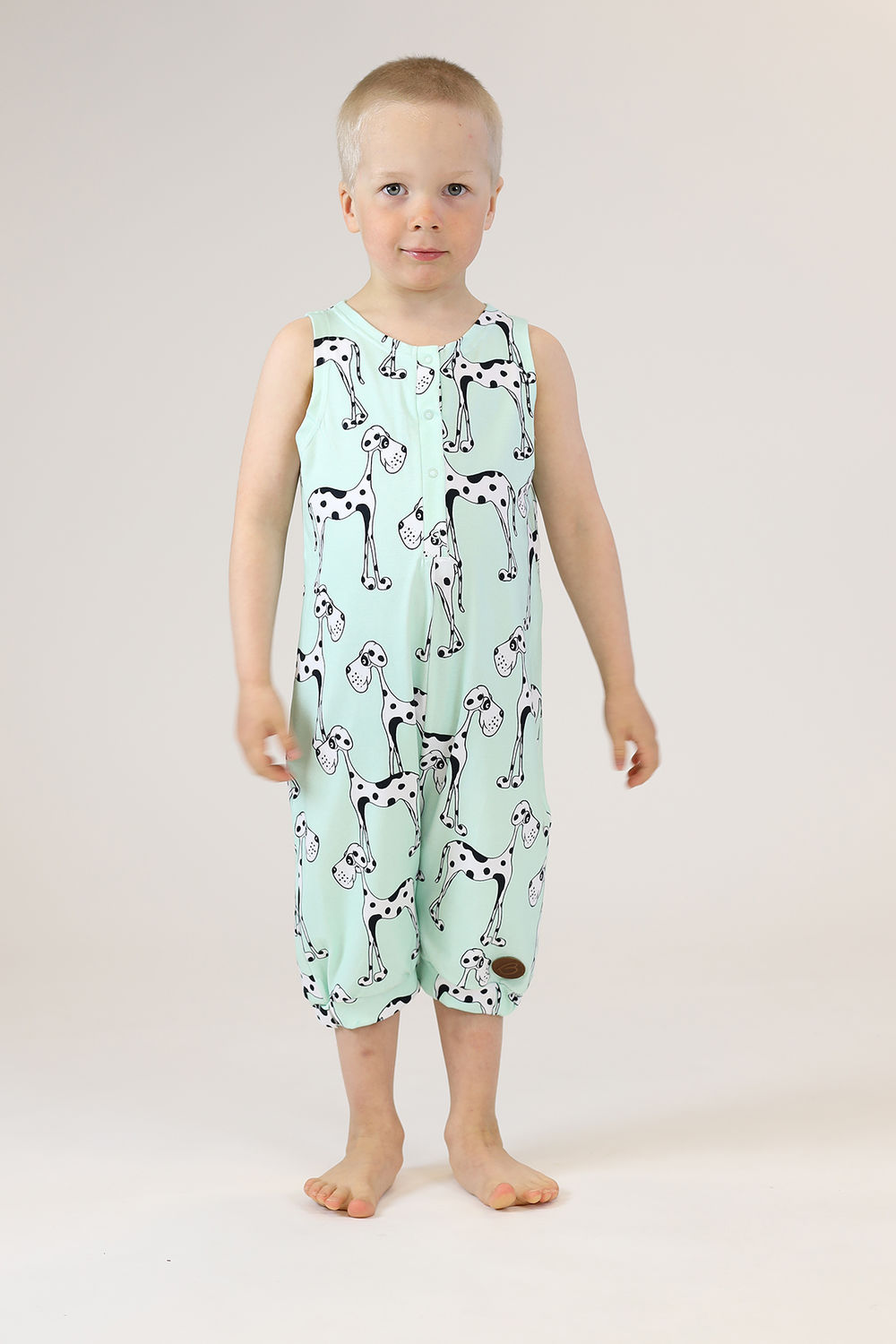 BOERA SHORTSIHAALARI, DOG GREEN