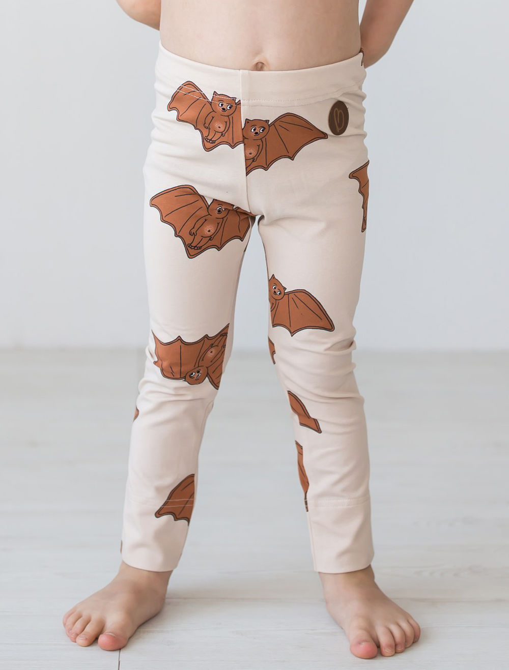 PARIS Leggingsit, Bat Almond