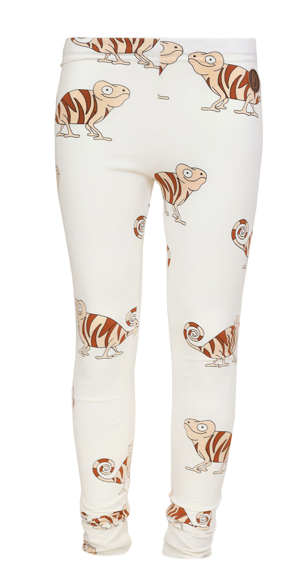 PARIS Leggingsit, Chameleon Brown