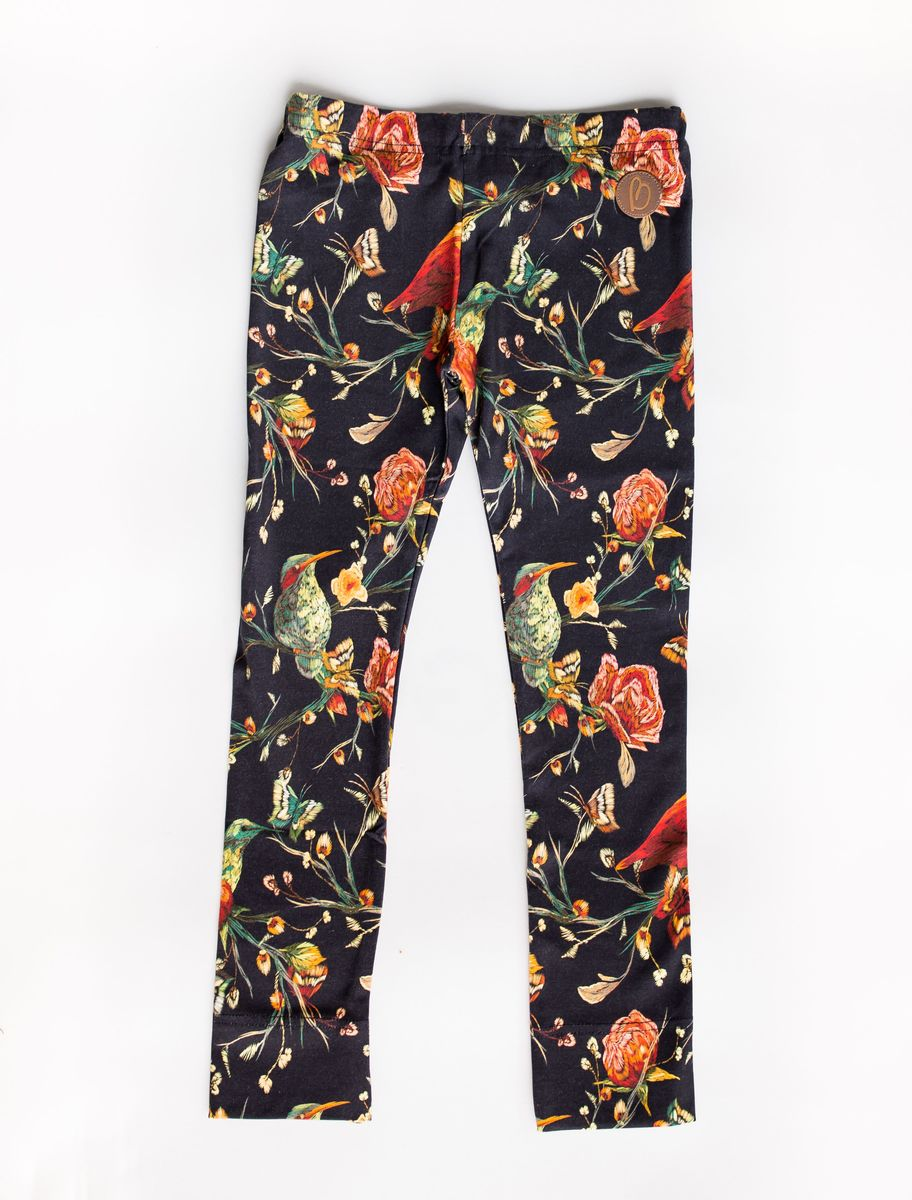 PARIS leggingsit, Tropic Flower