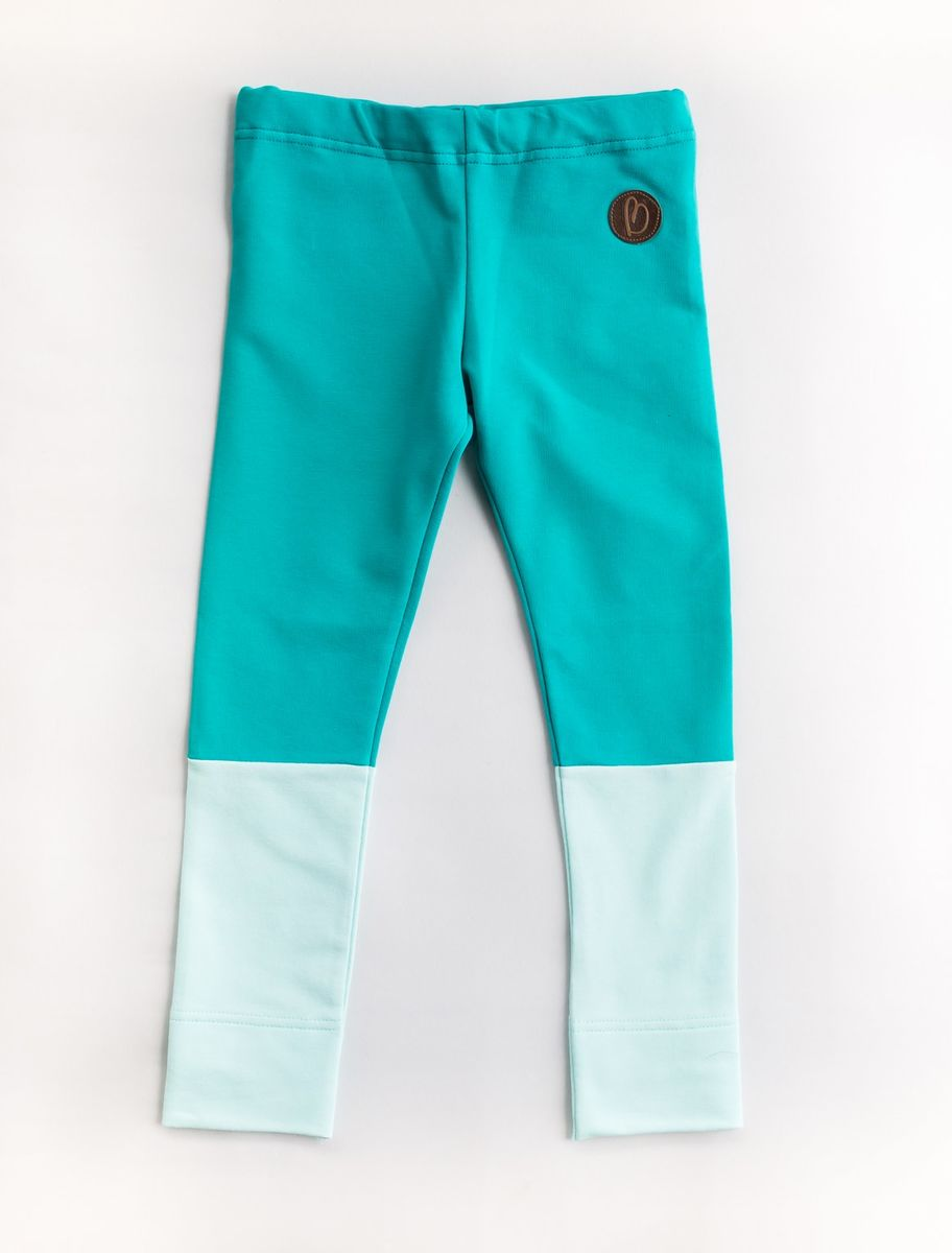PARIS DUO Collegeleggingsit, Green Aqua