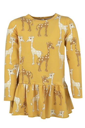 HOUSTON Tunika, Giraffe Yellow