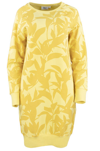 PHILADELPHIA Naisten Collegemekko, Jungle Yellow