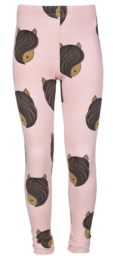 PARIS Leggingsit, Pony Pink